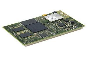高端的 ARM9核心模块支持无线及有线连接