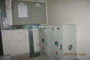 智能照明節電  控制柜路燈穩壓節電柜