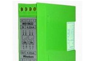 (多通道)WS15622 双路无源电流信号隔离端子