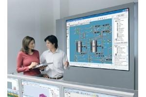 西门子用于过程可视化的 SCADA 系统:SIMATIC WinCC