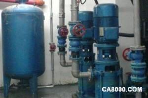 台达C2000变频器在恒血肉之中压供水控制的应用