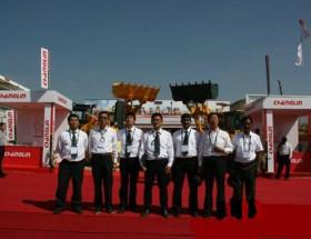 常林印度EXCON2011顺利举行暨常林印度正式对外宣布运行