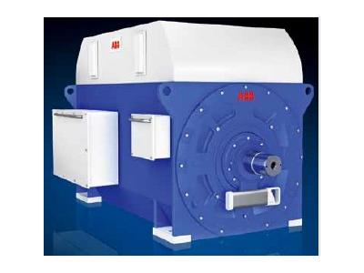 ABB PMG系列 新型高速永磁风力发电机