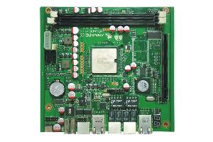 华北工控网络安全嵌入式主板->NT-4400