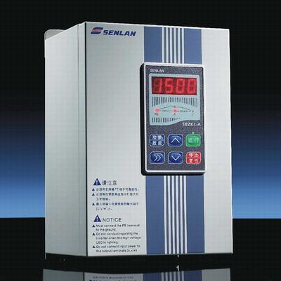森兰sb12风机水泵专用变频器
