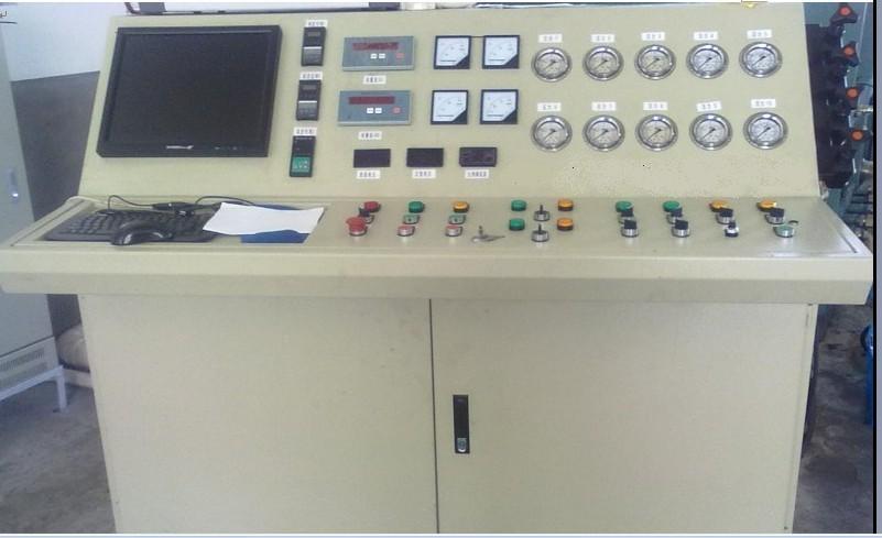 PLC编程工业控制柜/中控台/控制箱PG-002
