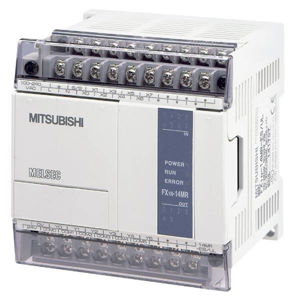 三菱FX1N-14MR-001 PLC可编程控制器