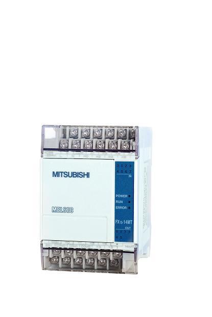 三菱FX1S-14MT-001 PLC可编程控制器