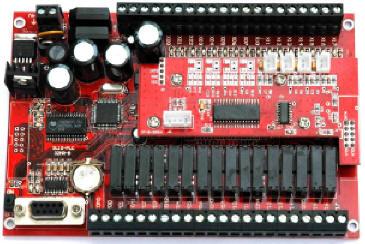 国产三菱PLC国产PLC可编程控制器(SL1S-32MR-4AD)