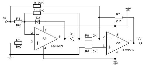 30曹二级电机接线图