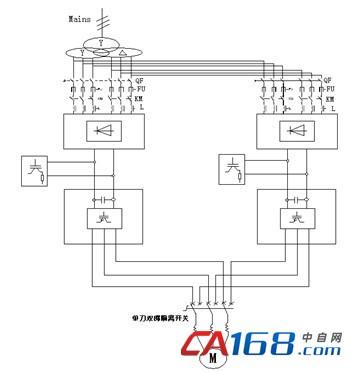 atv28变频器控制电机接线图