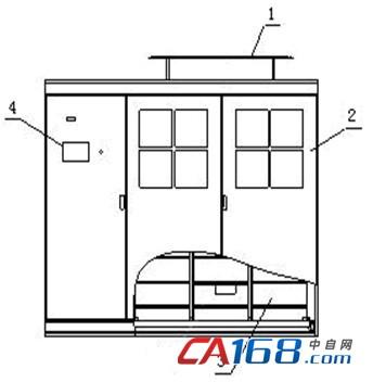 中高压变频器传统结构,由变压器柜,控制器与功率单元柜1和功率单元柜