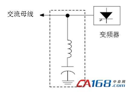 谐波滤波器采用lc陷波电路