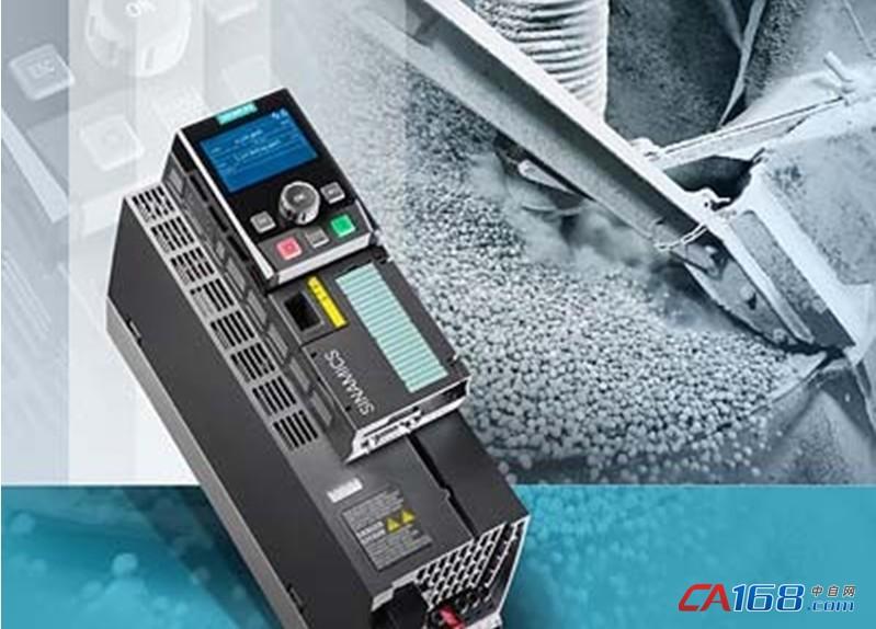 g120模块化变频器系列全新推出功率