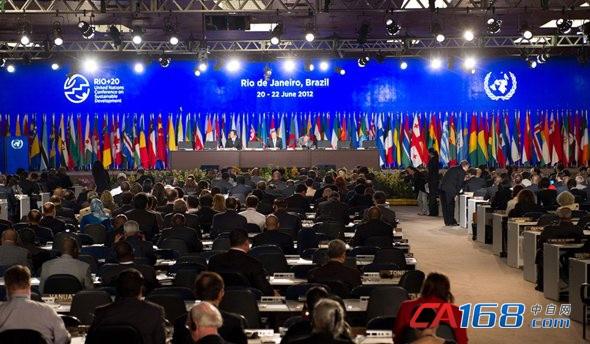 """西门子""""点亮""""联合国可持续发展大会新坐标"""