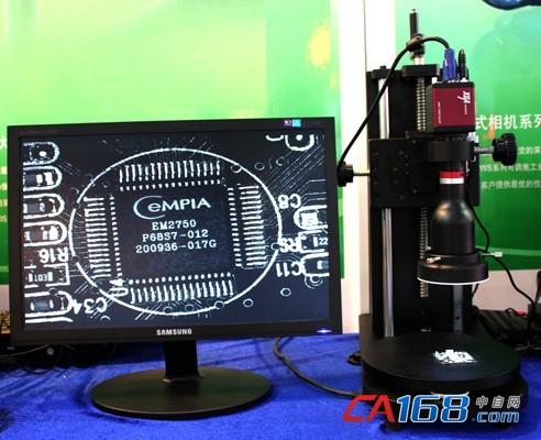 接口相机xga-130vm