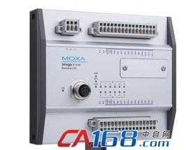 Moxa发布新款ioLogik E1500系列铁路专用远程I/O