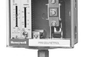honeywell L404F 压力控制器