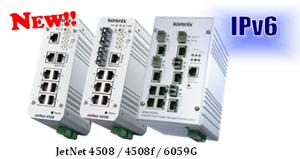 科洛理思工业以太网网管交换机新支持IPv6协议,有效提升网络传输安全及效能!