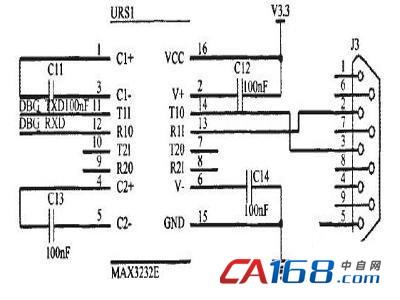 串口发送数据流程图采购数据流程图顶层数据流程图; rs485使用的电路