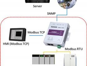 科洛理思JetBox3300系列新支持Modbus2SNMP