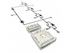 在三電平光伏和UPS逆變器應用的最優隔離功率模塊