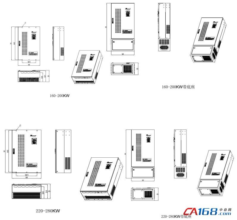 易驱中压变频器m230系列