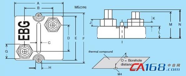 mr1521厚膜参数和内部电路图