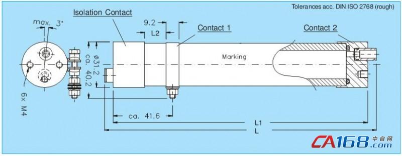 圆柱大功率电阻器mtx969w