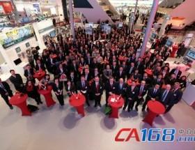 """西门子""""中国工业日2013""""亮相汉诺威工业博览会"""