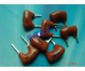 陶瓷晶振,ZTA6.0M陶瓷插件晶振,单片机晶振