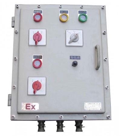 乐清威创专业生产BXK防爆控制箱|防爆配电箱|IIC防爆控制箱