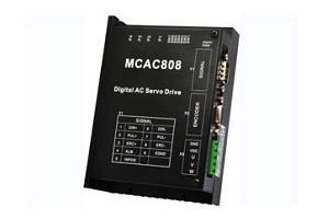 杰美康全数字交流伺服驱动器MAC808