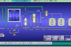 浅谈紫金桥软件在水质监测行业中的应用