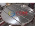 啤酒设备用筛板,滤板,不锈钢V形丝焊接筛板