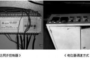 AC60變頻器在紙機同步傳動控制系統的應用