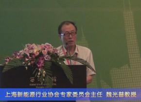 第十届变频器行业企业家论坛 魏光普教授