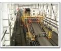 焦化备煤系统带式输送机用的卸料车位置检测系统