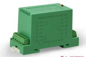 电动车控制系统中转速、温度、角位移等传感器信号处理设计方案