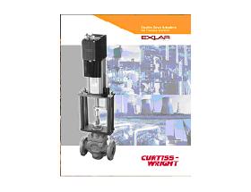 美国Exlar发布《Exlar电动缸在阀门控制中的应用》文辑