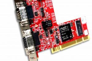 德国赫优讯发布2端口PCI计算机板卡