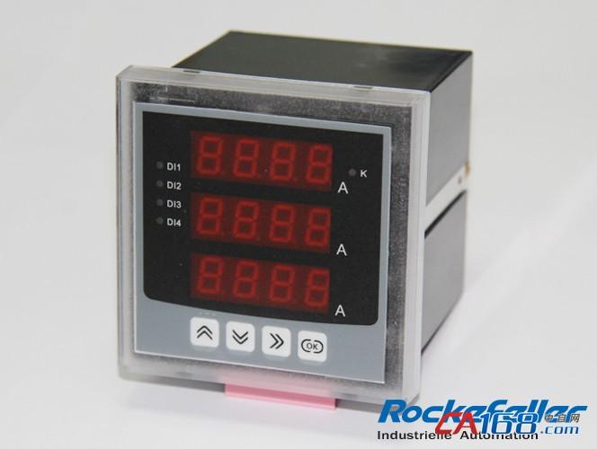 jdr80i-3p-n 三相数显电流表