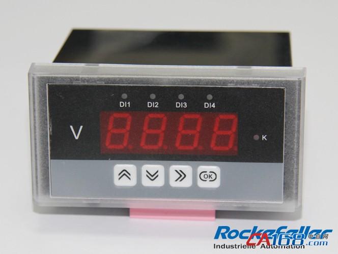 jdr9648u-1p-n 单相数显电压表