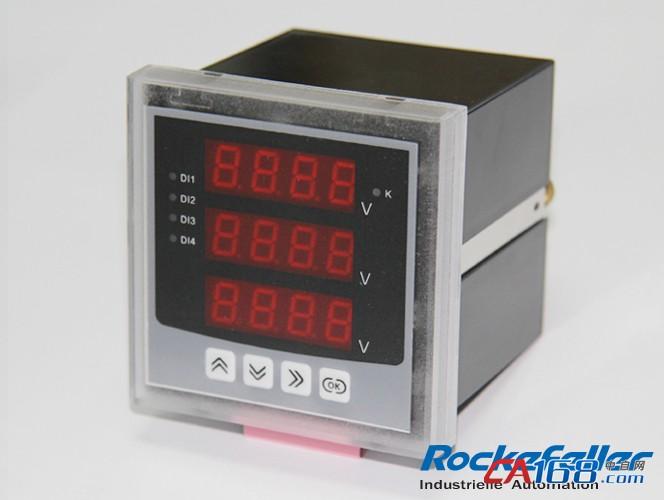 jdr80u-3p-n 三相数显电压表