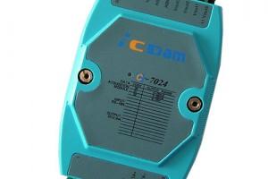 C-7021V 1通道/路14位模拟量0-10V 电压输出