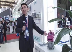上海工博会欧瑞传动专访