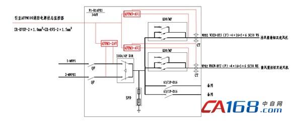 纵观消防设备电源监控系统设计简介-解决方案-自动化