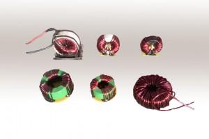 环型共模电感