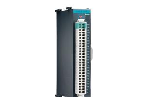 研华: 可编程自动化控制器PAC  模拟量I/O模块 APAX-5013