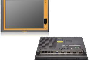 诺达佳超薄型无风扇N2800工业平板电脑